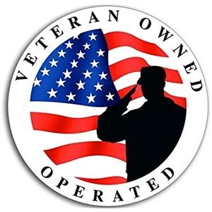 Veteran owned and operated closet
